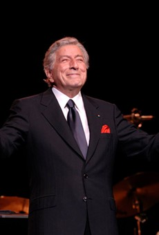Tony Bennett announces Orlando concert for this spring