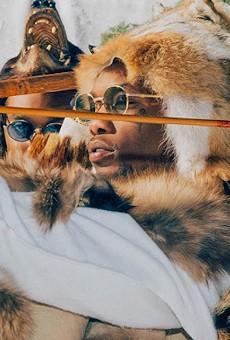 Wear your best faux fur to Migos this Friday at Venue 578