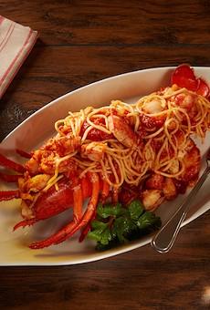 Lobster Feast Fra Diavolo