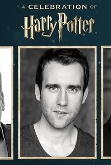 Jason Isaacs joins Warwick Davis, Matthew Lewis at 'A Celebration of Harry Potter'