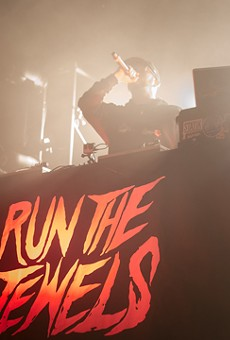 Run the Jewels at the Beacham