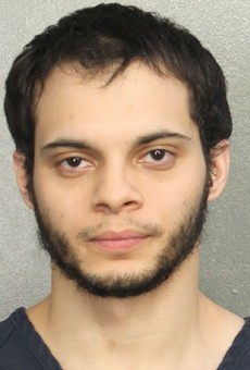 Fort Lauderdale airport shooter pleads not guilty to 22 charges
