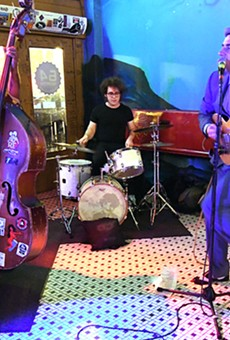 Local rockabilly hellraisers the WildTones release new single and music video