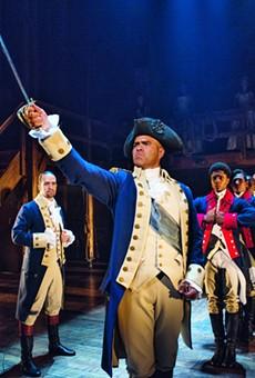 Broadway smash hit 'Hamilton' coming to Orlando