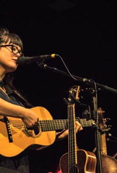 Sara Watkins at the Plaza Live