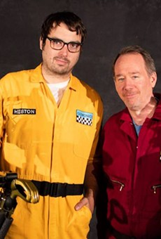 Mystery Science Theater 3000 is coming to Orlando in November, and it's Joel Hodgson's last mission with the crew
