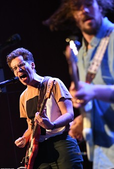 Parquet Courts at the Social