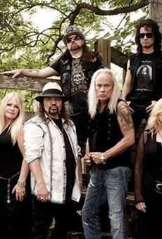 Seaworld's Seven Seas Food Festival kicks off this weekend with Lynyrd Skynyrd