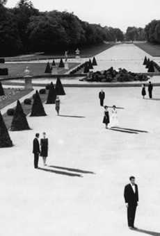 French New Wave classic Last Year at Marienbad will break your brain but dazzle your senses at Enzian Theater Saturday