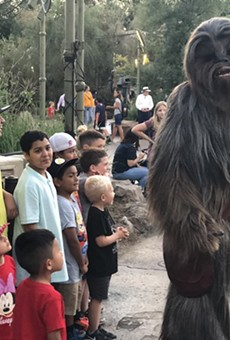 Even with Galaxy's Edge open Disneyland feels deserted, but that doesn't mean Batuu will be barren when Orlando's version debuts