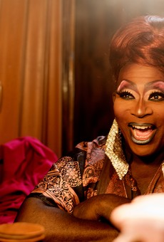 The iconic Darcel Stevens is just one of the special guests.