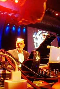 German experimental icon Hans-Joachim Roedelius to play Orlando this spring