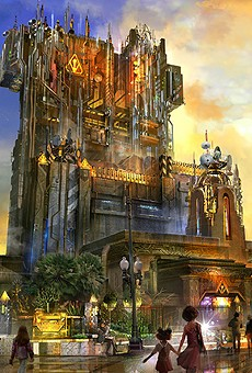 Disney sets opening date for the 'Guardians of the Galaxy' ride, formerly known as Tower of Terror