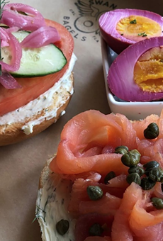 Swan City Bagels open at Eola General, Tapa Toro launches 'bottomless brunch,' and more in our food news roundup