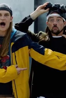 Jason Mewes and Kevin Smith in Jay and Silent Bob Reboot