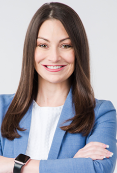 Agriculture Commissioner Nikki Fried is Florida's top elected Democrat.