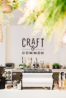 Downtown Orlando coffee shop Craft & Common celebrates successful first year