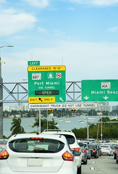 Some day, every major city in Florida could be as crowded as Miami.