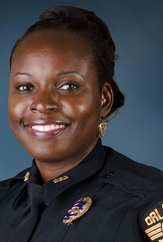 Master Sergeant Debra Clayton, Orlando law enforcement officer allegedly shot and killed by Loyd.
