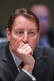 Senate President Bill Galvano