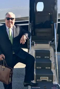 Orlando attorney John Morgan spent $1 million in July on Florida's fight for minimum wage