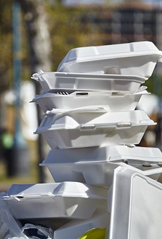 Orlando's ban on styrofoam at city properties not threatened by South Florida court ruling