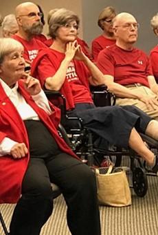 NRA Florida lobbyist Marion Hammer