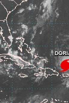 NOAA: 'Exact forecast track' of Dorian no longer matters, coastal Floridians should prepare