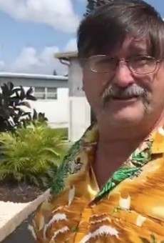 Florida man wants the U.S. military to fight Hurricane Dorian with ice