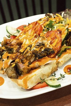 Jamaican staples vie with English fare at downtown Orlando's Jam-Eng