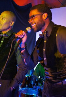 Ali Shaheed Muhammad and Adrian Younge with the Midnight Hour at Iron Cow