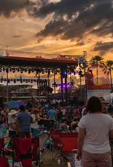 Gasparilla Music Festival early bird tickets go on sale today so you'd better act fast