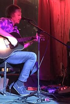 Wheeler Newman at Grumpy's Underground