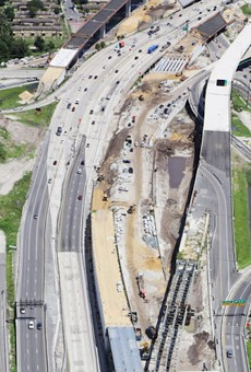 I-4 Ultimate construction to pause after falling beam kills construction worker in downtown Orlando