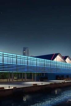 PortMiami's updated Carnival Cruise Line Terminal F