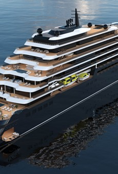 The launch of Florida's Ritz-Carlton Yacht Collection is delayed, missing the Super Bowl (4)