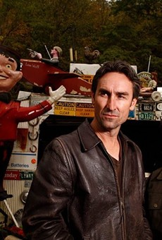 'American Pickers' is coming to Florida, and they want to see your junk