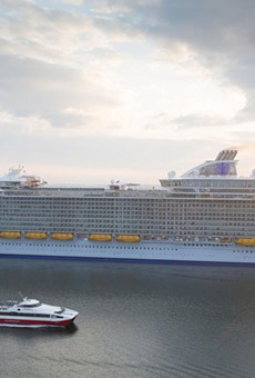 Florida will lose its claim to hosting 'world's largest cruise ship,' but that's OK because giant ships are the worst