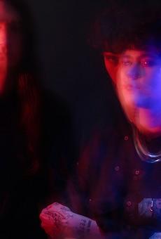 Dark Chicago duo Grün Wasser bring synthy dance grooves to Stonewall