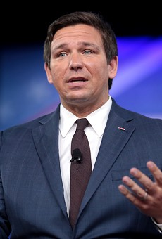 Florida Gov. Ron DeSantis, facing foreign-money scrutiny, says two arrested donors 'appeared legitimate'