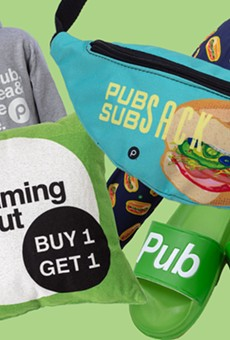 Publix is now selling fanny packs, hoodies, and other swag in a new 'Fresh Goods' store