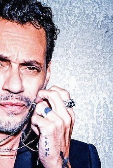 Marc Anthony to prove ninth time is the charm at Amway Center next year
