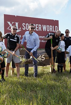 New, all-ages soccer facility in Lake Nona continues Orlando's march towards becoming a national sports epicenter