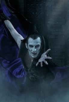 Orlando Ballet's Vampire's Ball celebrates spooky season at the Dr. Phillips Center