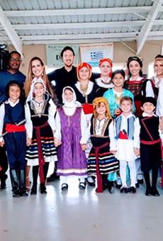 Orlando Greek Fest offers Mediterranean food, dance and shopping