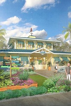 You can now retire to Margaritaville, also known as Volusia County