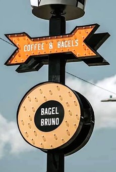 Bagel Bruno's grand opening is Nov. 23 in College Park