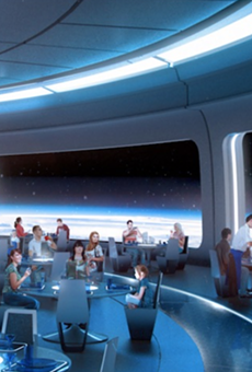 Readying to launch, Epcot's new space-themed restaurant still has no one at the helm