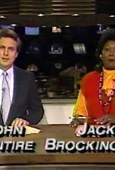 This WESH 2 news broadcast from 1986 is an amazing time capsule from Orlando's past