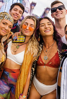 Even more over-the-top photos from Electric Daisy Carnival 2019